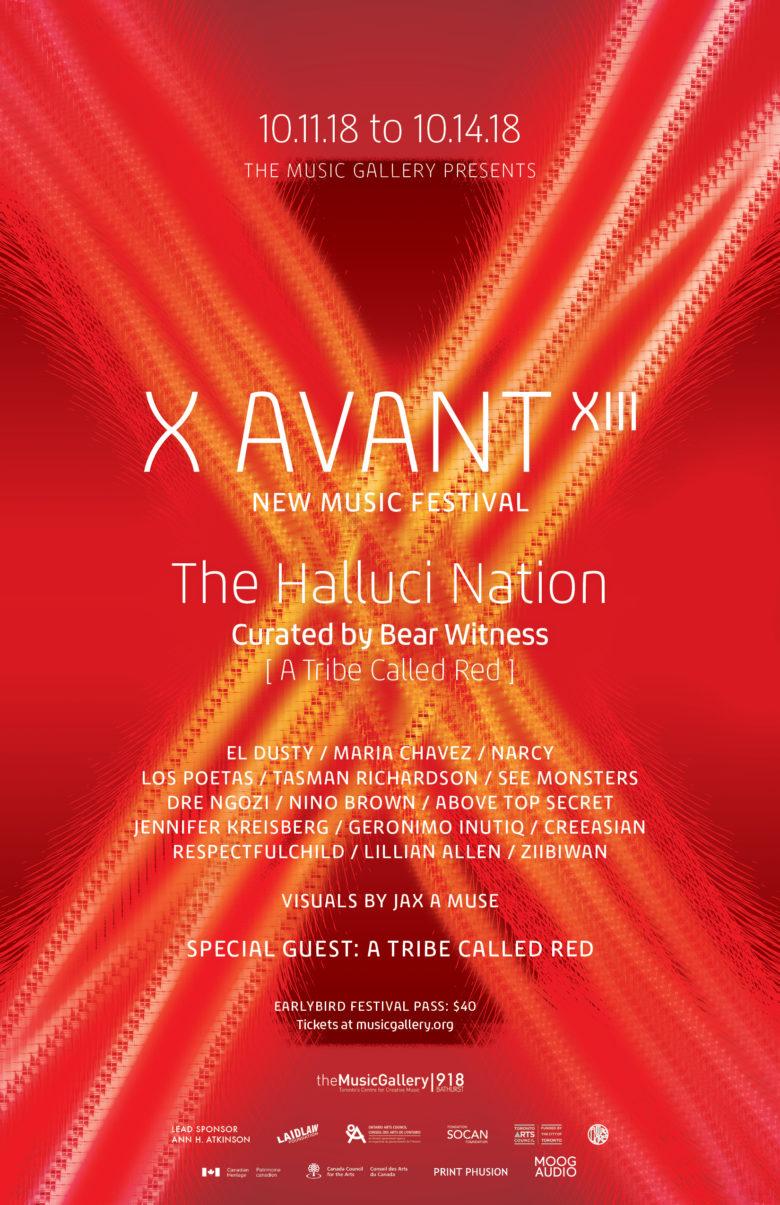 X Avant XIII Festival Toronto