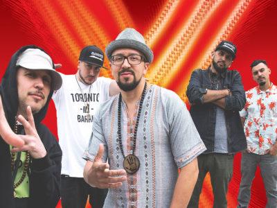 Los Poetas X Avant Toronto